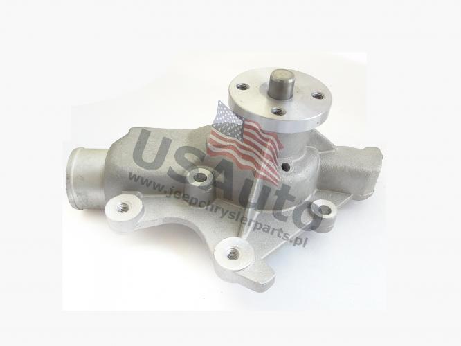 Jeep Wrangler YJ Water Pump Belt Pulley 91-95 2.5L 4.0L serpentine TJ 97-99