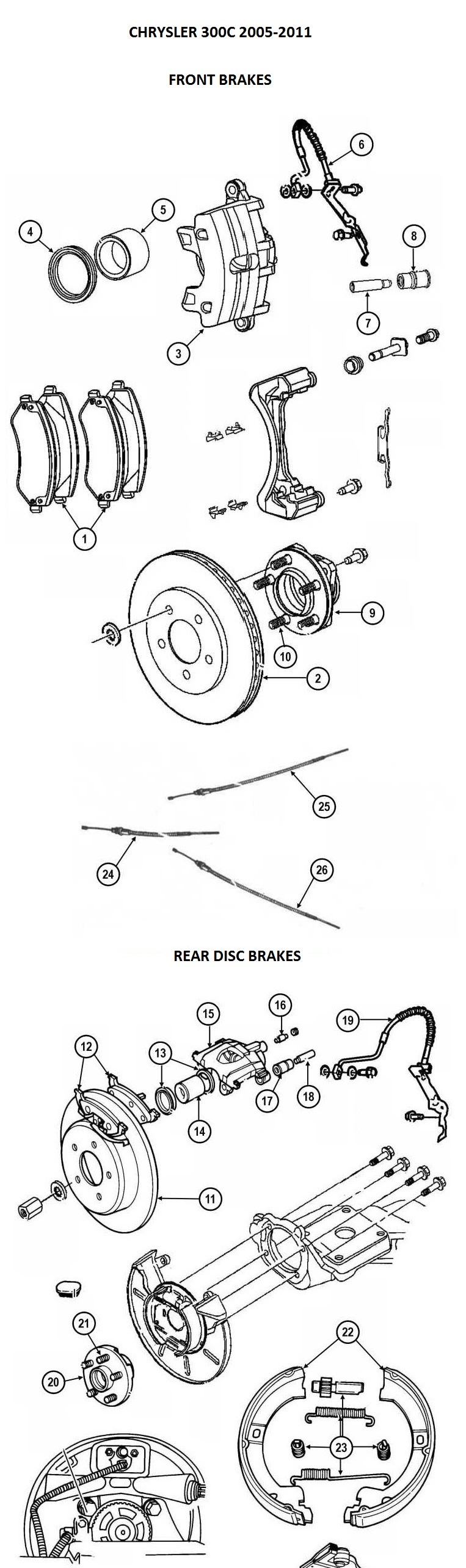 Engine Components Diagram For 1996 Plymouth Breeze 20 L4 Gas