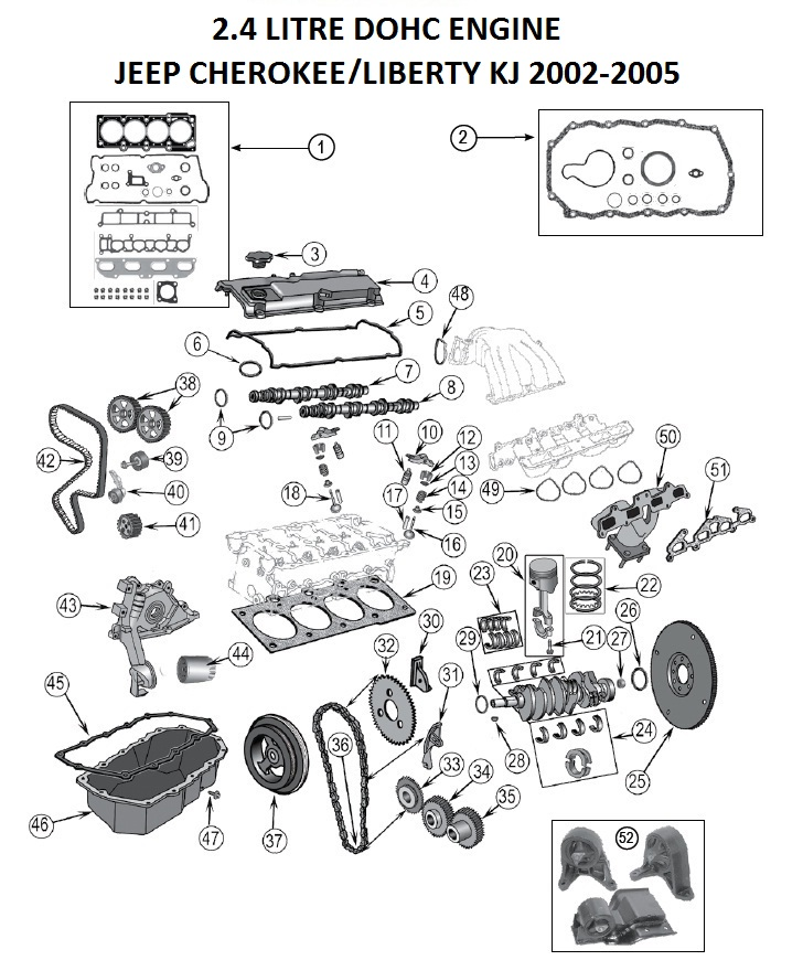 No On Diagram 0: Jeep Liberty Crd Engine Diagram At Johnprice.co